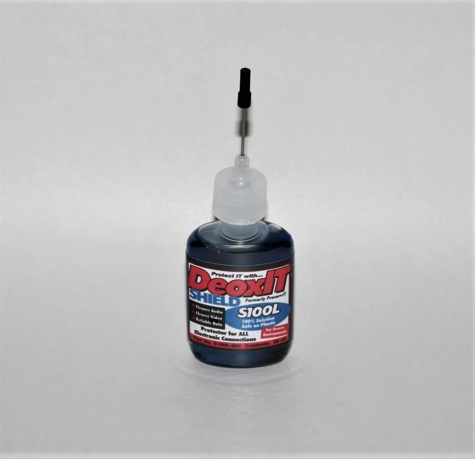 DeOxit Shield Drip Bottle 25mL